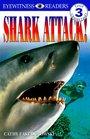 Shark Attack! (DK Readers, Level 3)