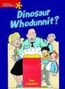 Dinosaur Whodunnit Elementary Level