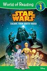World of Reading Star Wars Escape from Darth Vader Level 1