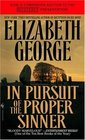 In Pursuit of the Proper Sinner (Inspector Lynley, Bk 10)