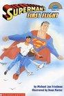 Superman's First Flight (Hello Reader L3)