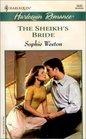 The Sheikh's Bride (Sheikh) (Harlequin Romance, No 3630)