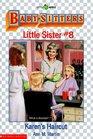 Karen's Haircut (Baby-Sitters Little Sister Bk 8)