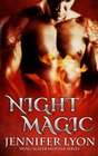 Night Magic (Wing Slayer Hunter) (Volume 3)