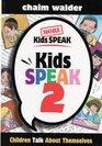 Kids Speak 2