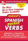Harrap's Pocket Spanish Verbs