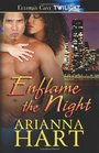 Enflame the Night Silver Fire / Sable Flame