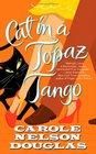 Cat in a Topaz Tango (Midnight Louie, Bk 21)