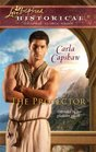 The Protector (Love Inspired Historical, No 60)
