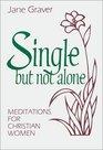 Single but Not Alone