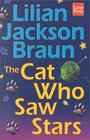 The Cat Who Saw Stars (Cat Who...Bk 21) (Large Print)
