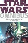 Star Wars Omnibus Clone Wars Volume 3  The Republic Falls