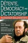 Dtente Democracy and Dictatorship