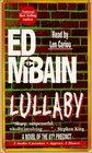 Lullaby (87th Precinct, Bk 41) (Audio Cassette) (Abridged)