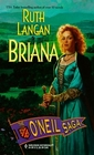 Briana (O'Neil Saga, Bk 3) (Harlequin Historicals, No 480)
