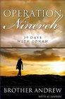 Operation Nineveh 39 Days with Jonah