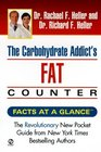 The Carbohydrate Addict's Fat Counter