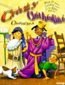 Crazy Clothesline Characters: Plus 39 More Creative Ways to Tell Bible Stories
