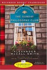 The Sunday Philosophy Club (Isabel Dalhousie, Bk 1) (Audio Cassette) (Unabridged)