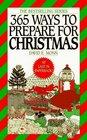 365 Ways to Prepare for Christmas