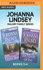 Johanna Lindsey Malory Family Series Books 34 Gentle Rogue  The Magic of You