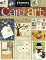 Card Art: Create Treasured Greetings from Fabric & Paper (Create & Treasure (C&T Publishing))