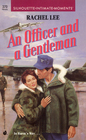 An Officer and a Gentleman (Silhouette Intimate Moments, No 370)