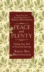Peace and Plenty Finding Your Path to Financial Serenity