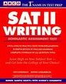 Sat II Writing/Scholastic Assessment Test