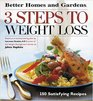 3 Steps to Weight Loss 150 Satisfying Recipes