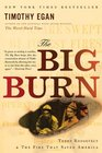 The Big Burn Teddy Roosevelt and the Fire that Saved America
