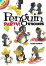 Penguin Party Stickers