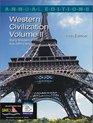 Annual Editions: Western Civilization, Volume 2, 11/e