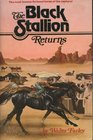 The Black Stallion Returns (Black Stallion, Bk 2)