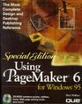 Using Pagemaker 6 for Windows 95