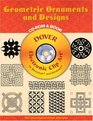 Geometric Ornaments and Designs CD-ROM and Book