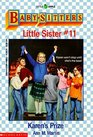 Karen's Prize (Baby-Sitters Little Sister, Bk 11)