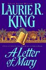 A Letter Of Mary (Mary Russell, Bk 3)
