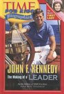 John F. Kennedy: The Making of a Leader (Time for Kids Biographies (Turtleback))