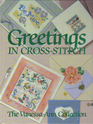 Greetings in Cross-Stitch (Vanessa-Ann Collection)