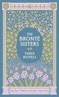 Bronte Sisters Three Novels (Barnes & Noble Leatherbound)