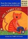 Hey Tabby Cat