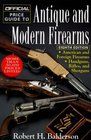 Official Price Guide to Antique and Modern Firearms: 8th Edition (Official Price Guide to Antique and Modern Firearms)