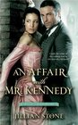 An Affair with Mr. Kennedy (Gentlemen of Scotland Yard, Bk 1)