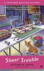 Shear Trouble (Southern Quilting, Bk 4)