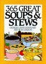 Three Hundred SixtyFive Soups  Stews
