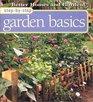 Step-By-Step Garden Basics
