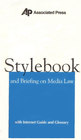 The Associated Press Stylebook 2006