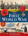 The First World War Sticker History Book Discover History as You Play