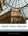 Great Plays English